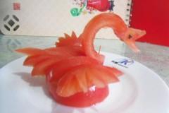 西红柿天鹅