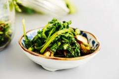 香菜的功效与作用--腌香菜