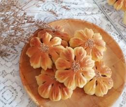 花生碎花式面包