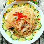 白菜炒粉丝