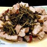 香椿炖豆腐