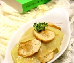 潮汕粿肉炒土豆片