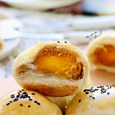 超有料网红蛋黄酥