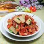 鸡蛋干炒河虾