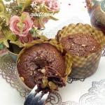 香浓巧克力杯蛋糕