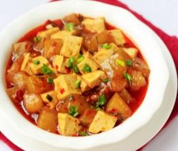 冬瓜烧豆腐
