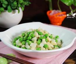 鸡丁豌豆炒山药