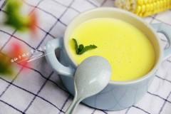 香甜玉米汁—健康营养