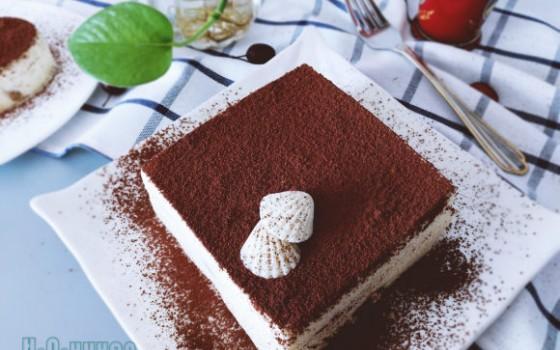 提拉米苏蛋糕 挖词  