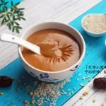 红枣小麦米糊