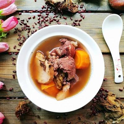 木棉花怎么吃-木棉花茯苓猪骨汤
