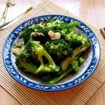 豉香花椰菜