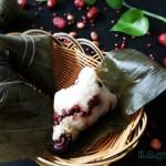 红豆花生红枣粽