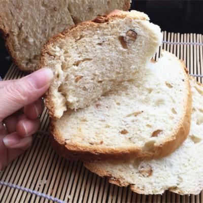 一键式腰果仁面包