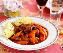 超详解法式红酒炖牛肉