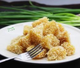 酥炸粽子--剩粽子的吃法