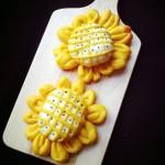 向日葵椰蓉面包