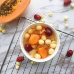 木瓜銀耳蓮子湯