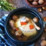 桂圆鸽子汤