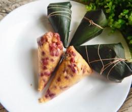 红豆小米蜜枣粽子