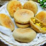 胡萝卜鸡蛋杂粮面饼