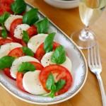 马苏里拉奶酪番茄沙拉