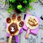 巧克力香蕉酸奶冰棒