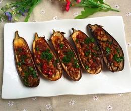 蒜蓉烤茄子
