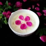 香蕉玫瑰酸奶