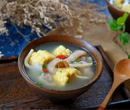 猪脚玉米汤