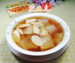 冬瓜鞭笋汤