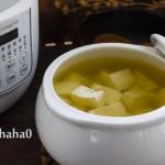 杏仁豆腐汤