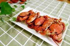 螃蟹蒸多久