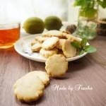 柠檬糖霜饼干