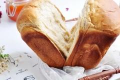 奶茶吐司(面包机版)