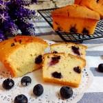 蓝莓柠檬奶酪磅蛋糕