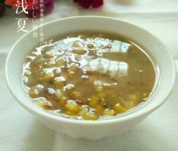 绿豆粉丝粥