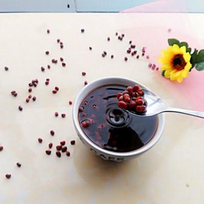 姜糖紅豆湯