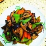#盛夏餐桌#炒香菇