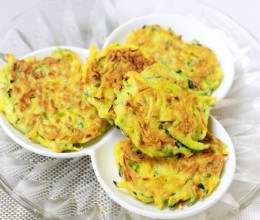 南瓜鸡蛋饼#盛夏餐桌#