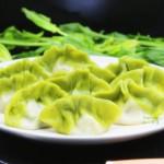 翡翠饺子#盛夏餐桌#