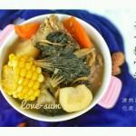 菜干猪骨汤#盛夏餐桌#