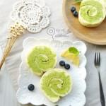 #盛夏餐桌#菠菜旋风蛋