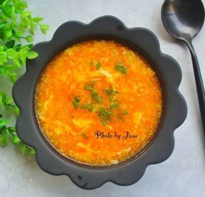 胡萝卜玉米羹(果汁机