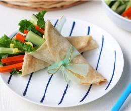 #盛夏餐桌#快手蔬菜卷