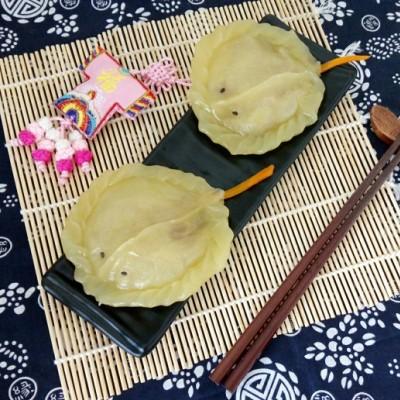 鳐鱼水晶饺