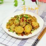 #盛夏餐桌#椒麻土豆片
