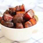 浓油酱赤红烧肉