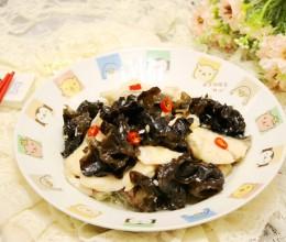 #盛夏餐桌#木耳炒鱼片