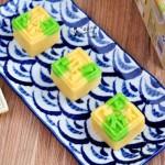 双色绿豆糕#盛夏餐桌#
